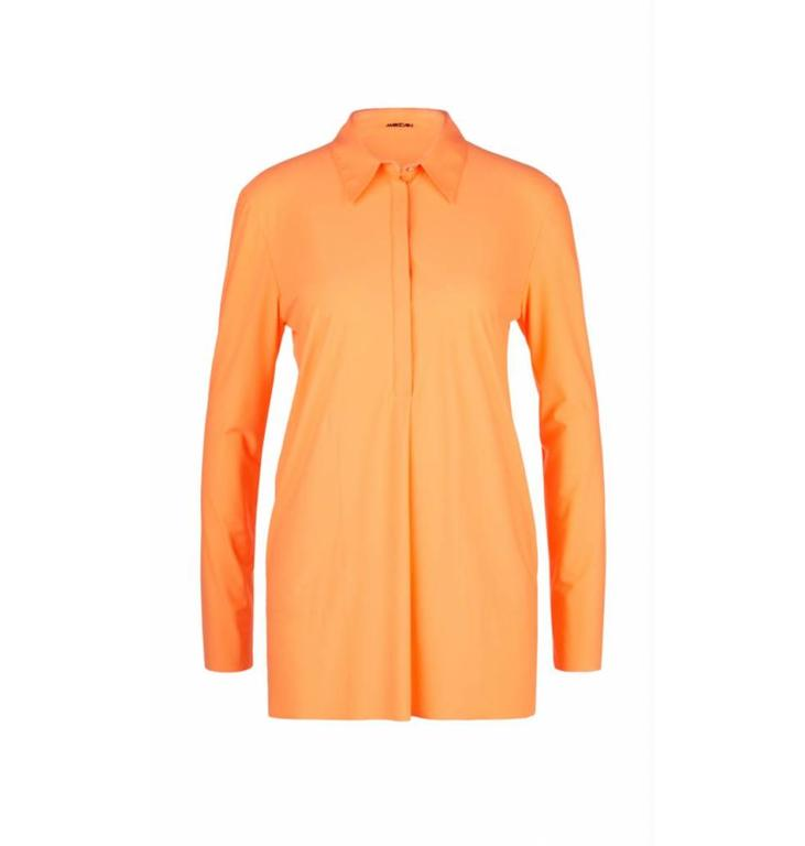 Marc Cain Marc Cain Orange Shirt LC5201