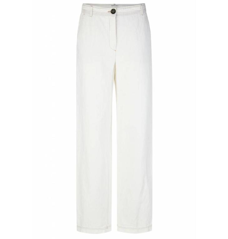 Marc Cain Marc Cain White Pantalon LC8148