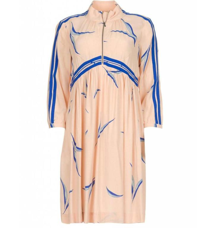Ba&sh Ba&sh Beige Dress Tilda