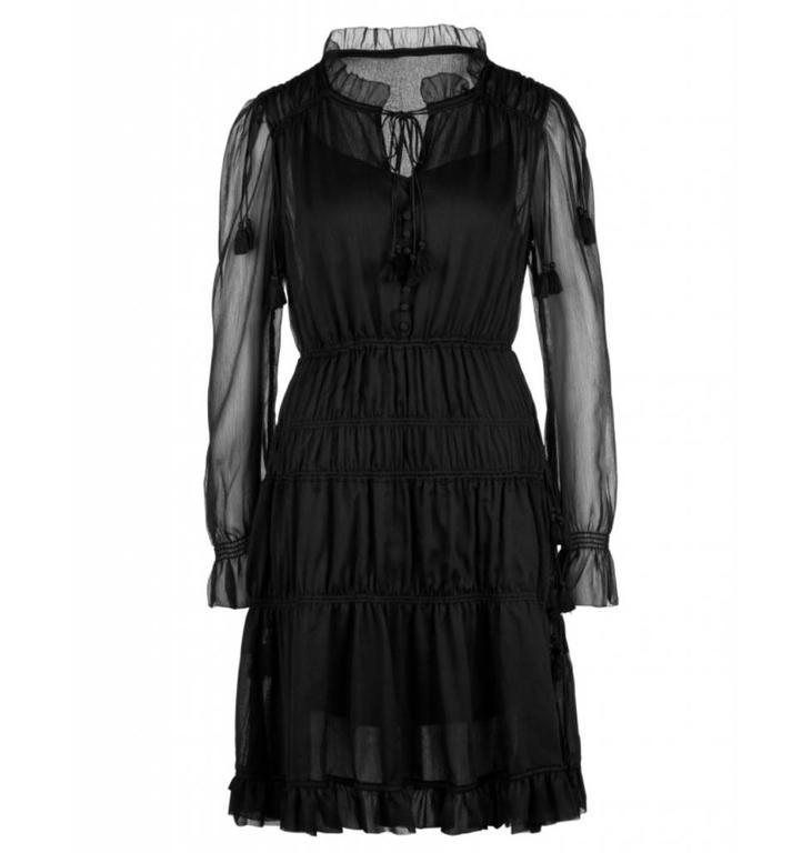 Marc Cain Marc Cain Black Dress LC2102