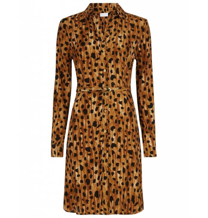Fabienne Chapot Fabienne Chapot Leopard Dress Hayley