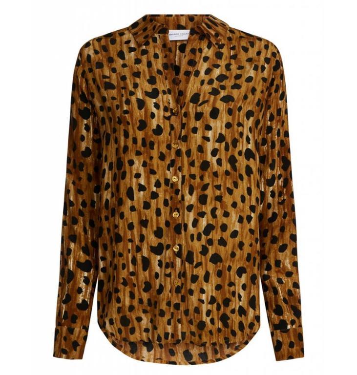 Fabienne Chapot Fabienne Chapot Leopard Blouse Lily