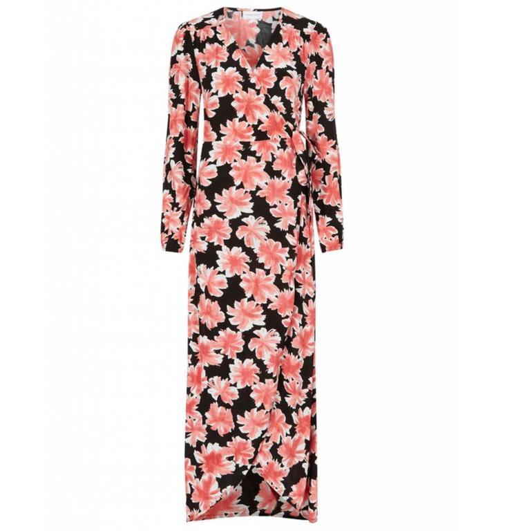 Fabienne Chapot Fabienne Chapot Pink Long Floral Dress Natasja
