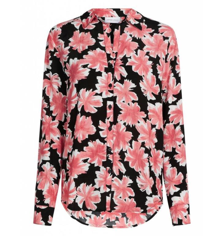 Fabienne Chapot Fabienne Chapot Pink Floral Blouse Lily