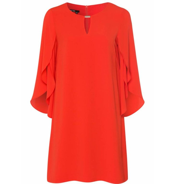 Marc Aurel Marc Aurel Orange Dress 6531