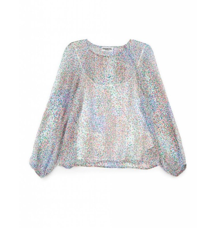 Essentiel Antwerp Essentiel Antwerp Ecru Blouse Silent