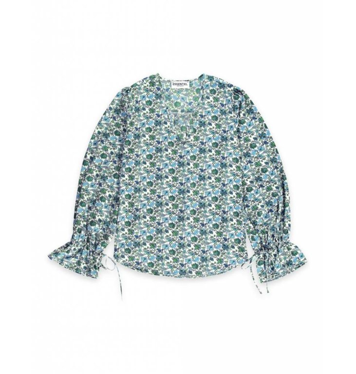 Essentiel Antwerp Essentiel Antwerp Green Blouse Scarlett