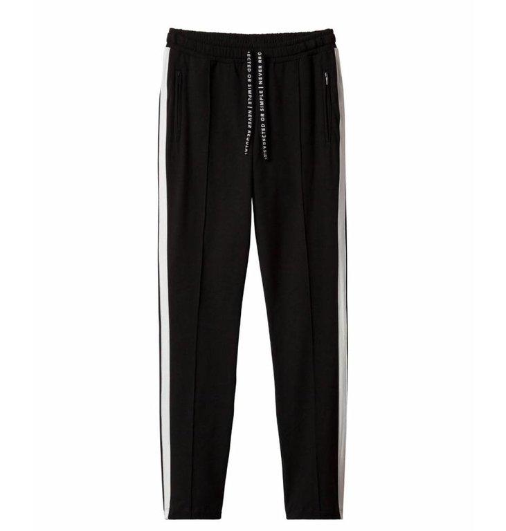 10Days 10Days Black Sporty Pants 20.015.9101