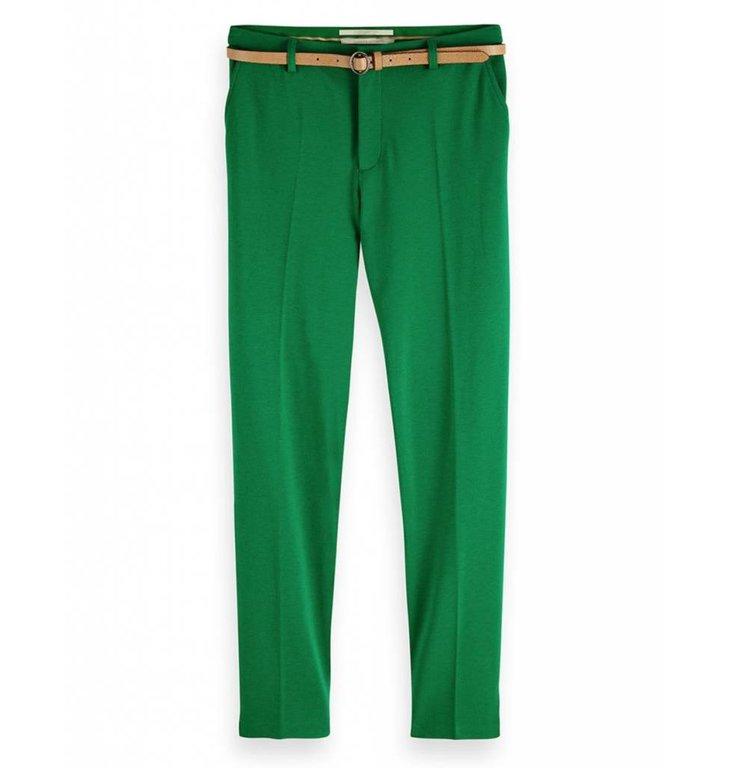 Maison Scotch Maison Scotch Green Tailored Pants 149890
