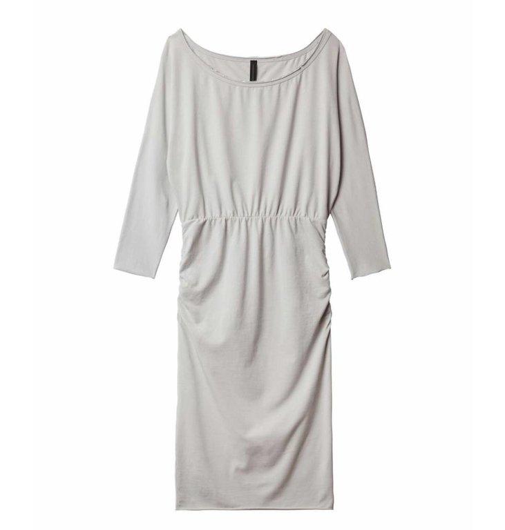 10Days 10Days Grey Longsleeve Dress 20.337.9101