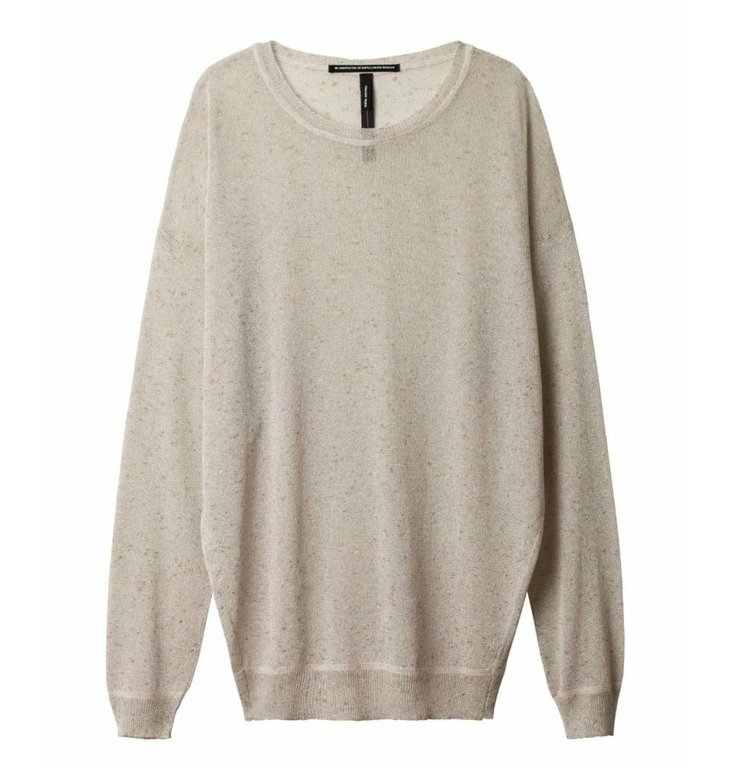 10Days 10Days Ecru Oversized Sweater 20.602.9101