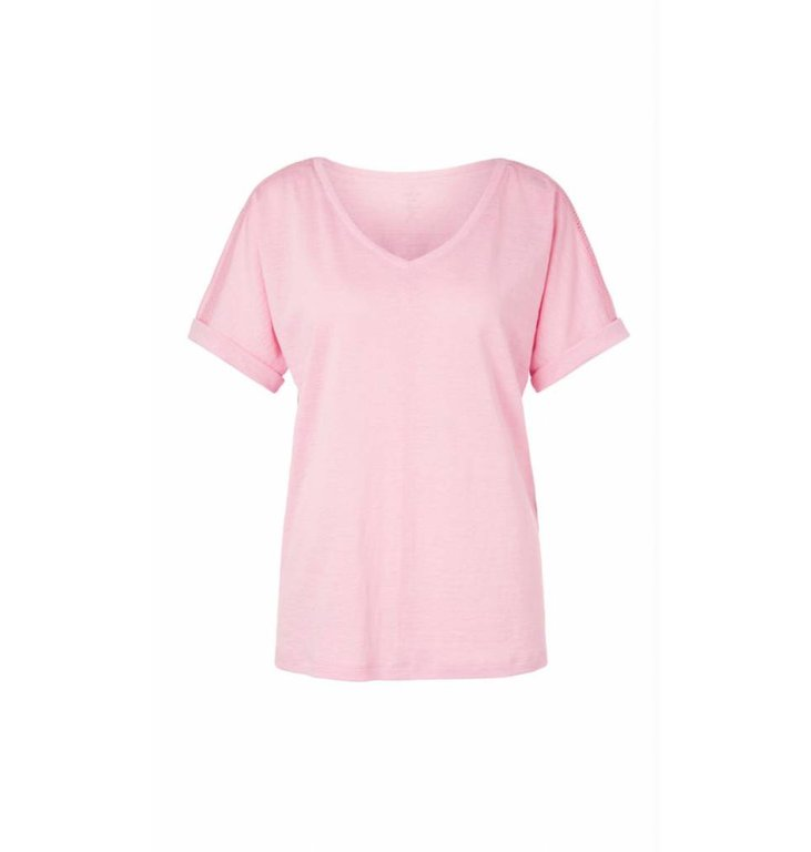 Marc Cain Marc Cain Pink T-shirt LC4862