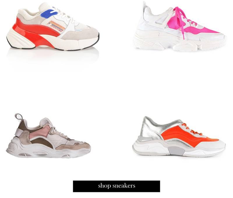 Nieuwe collectie! Pinko, IRO Paris en de Chunky Sneaker!