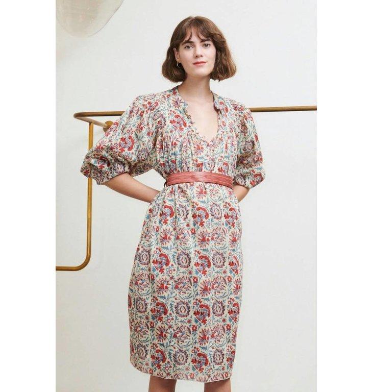 Antik Batik Antik Batik Multicolour Dress Betsie