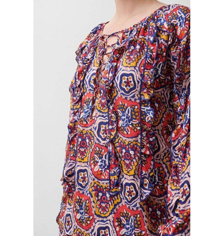 Antik Batik Antik Batik Multicolour Blouse Sam