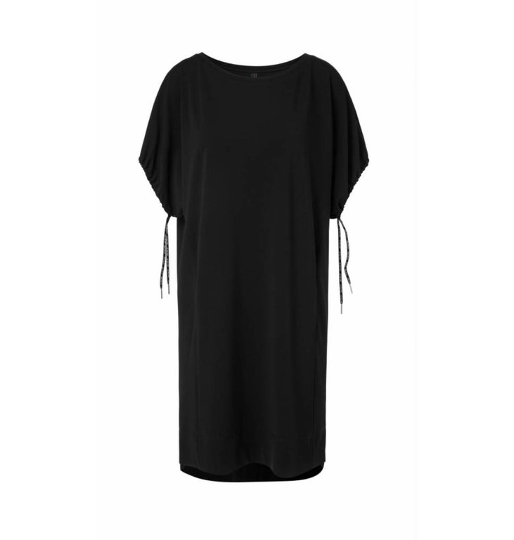 Marc Cain Marc Cain Black Dress LC2156