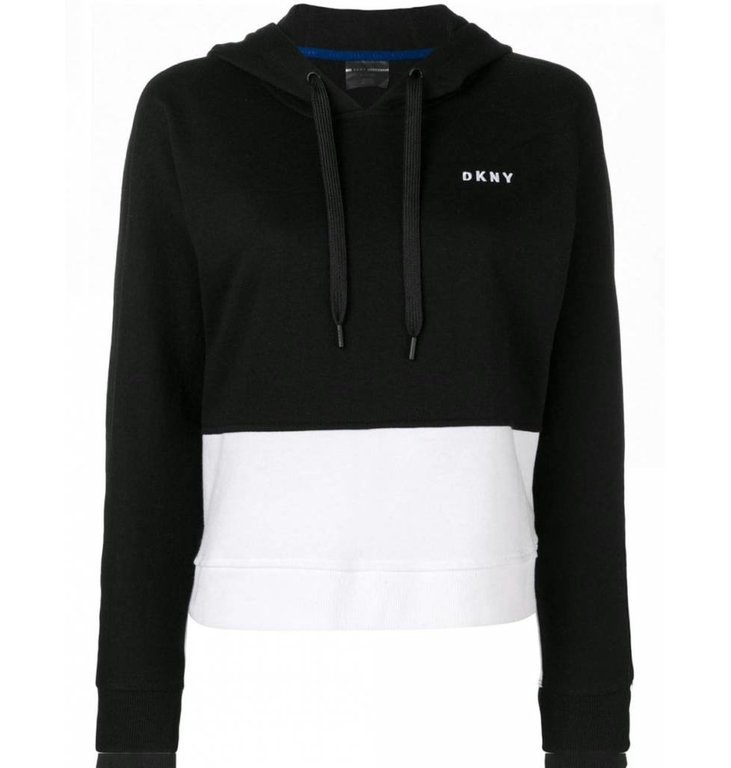 DKNY SPORT DKNY SPORT Black Sweater DP8T6174