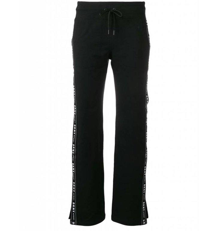 DKNY SPORT DKNY SPORT Black Sweatpants Flair DP8P1684