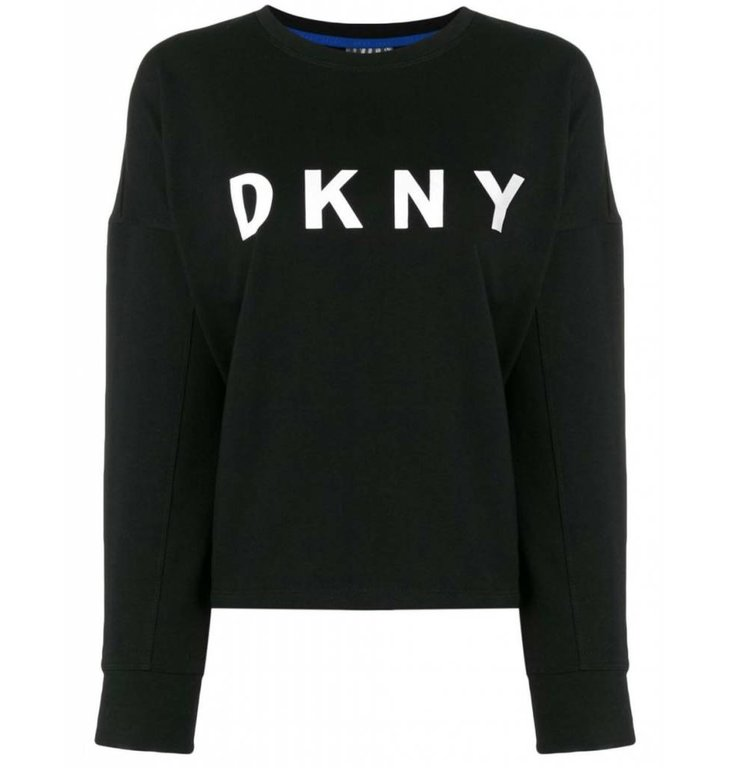 DKNY SPORT DKNY SPORT Black Sweater DP8T6188