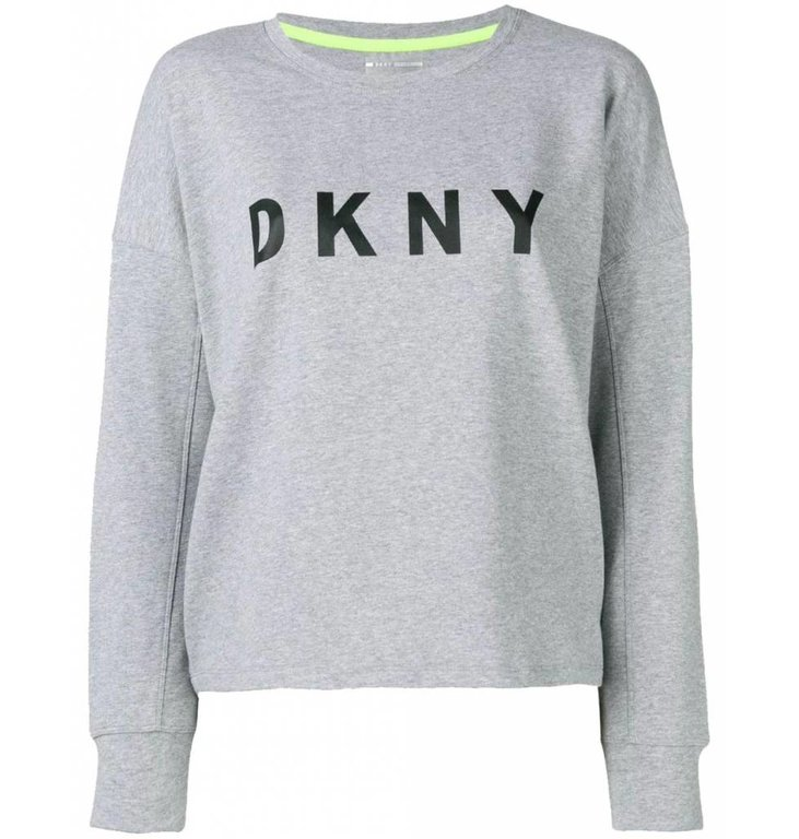 DKNY SPORT DKNY SPORT Grey Sweater DP8T6188