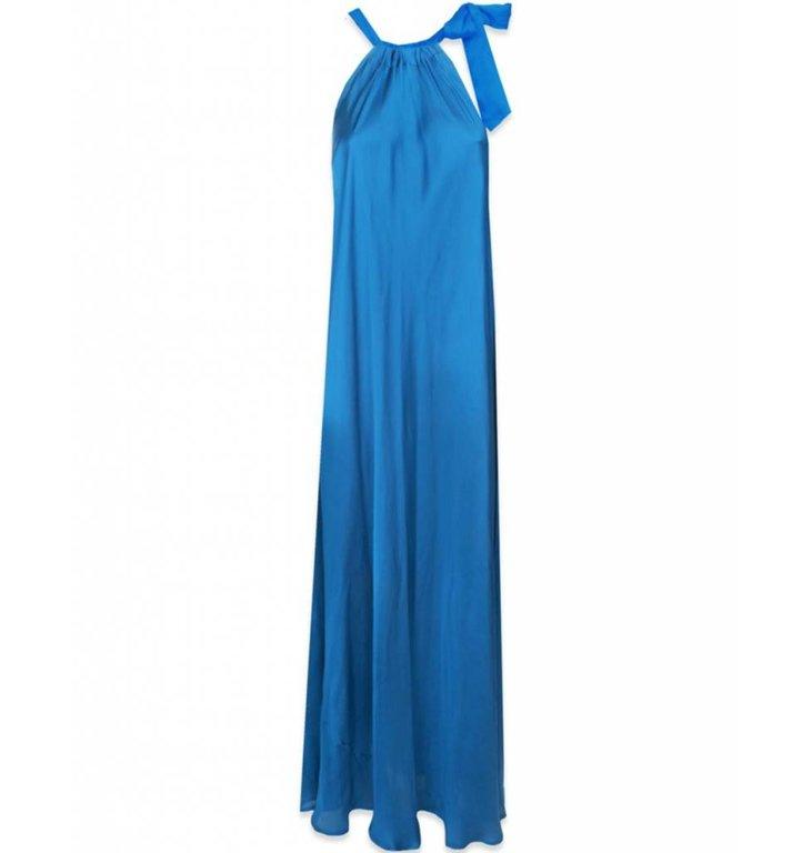 Essentiel Antwerp Essentiel Antwerp Blue Dress Smooth
