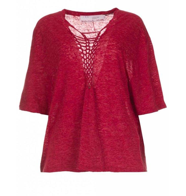 IRO IRO Red Shirt Kind