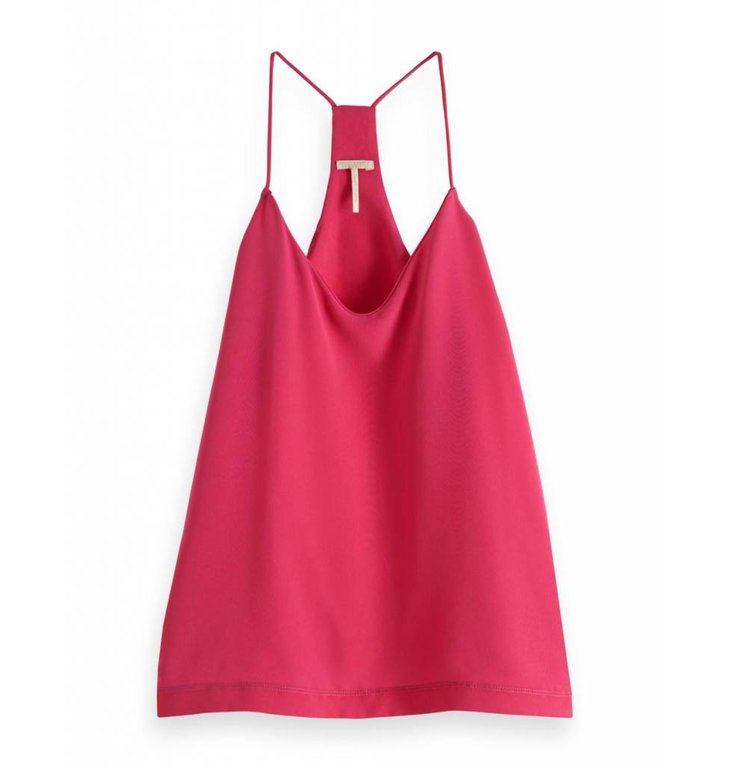 Maison Scotch Maison Scotch Pink Top 150230