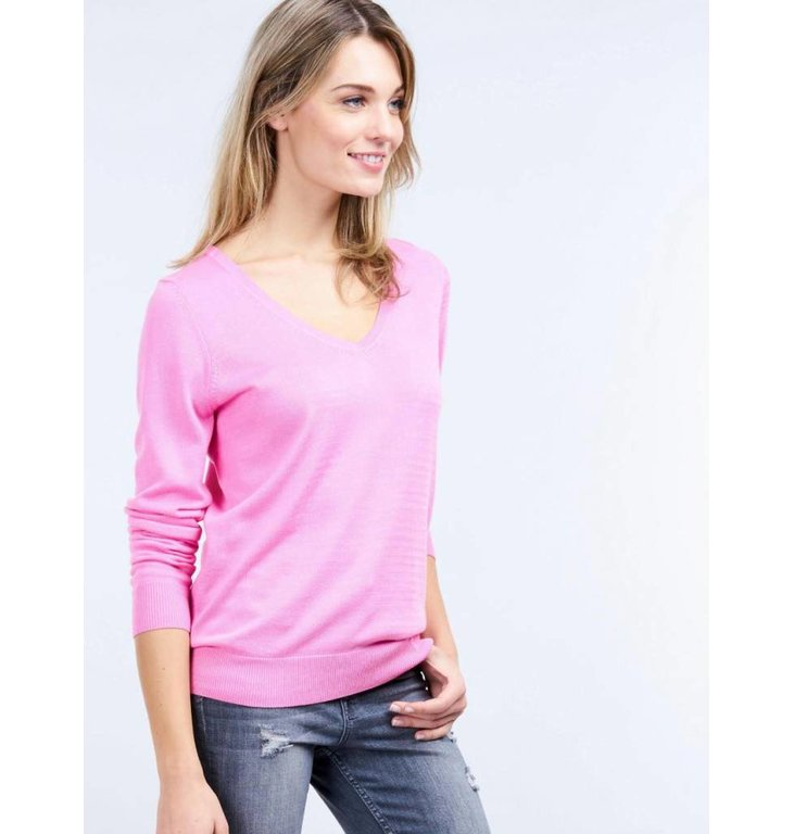 Repeat Repeat Pink Knit 400056