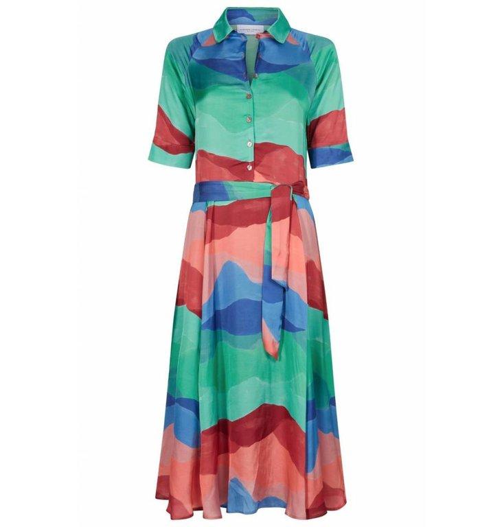 Fabienne Chapot Fabienne Chapot Multicolour Dress Brizo Nadia