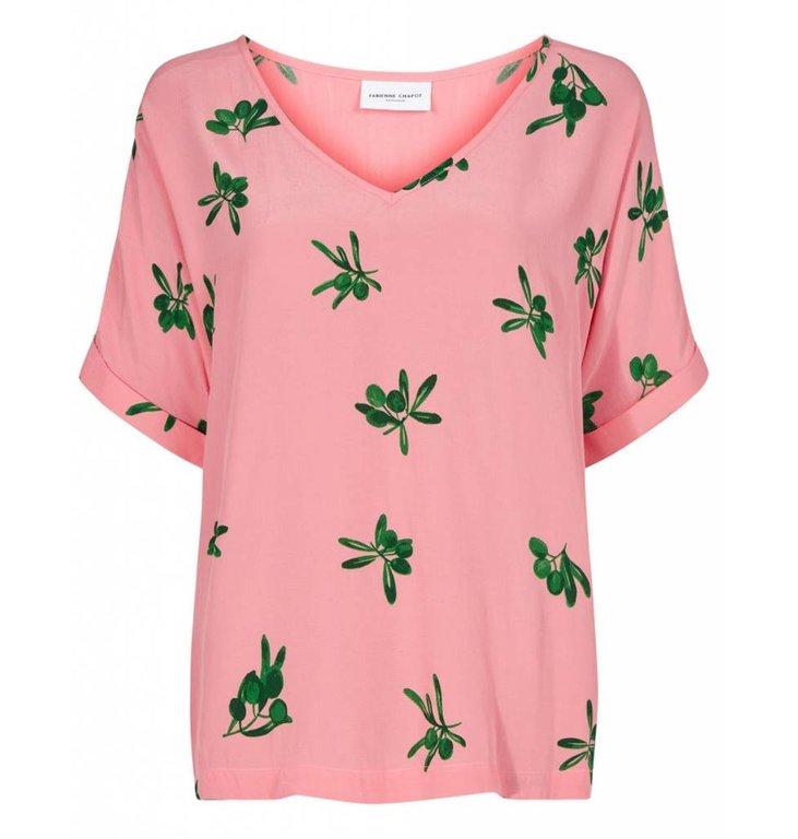 Fabienne Chapot Fabienne Chapot Pink Top Kerry