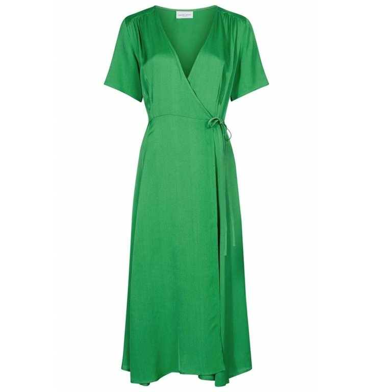 Fabienne Chapot Fabienne Chapot Green Dress Mania Solid
