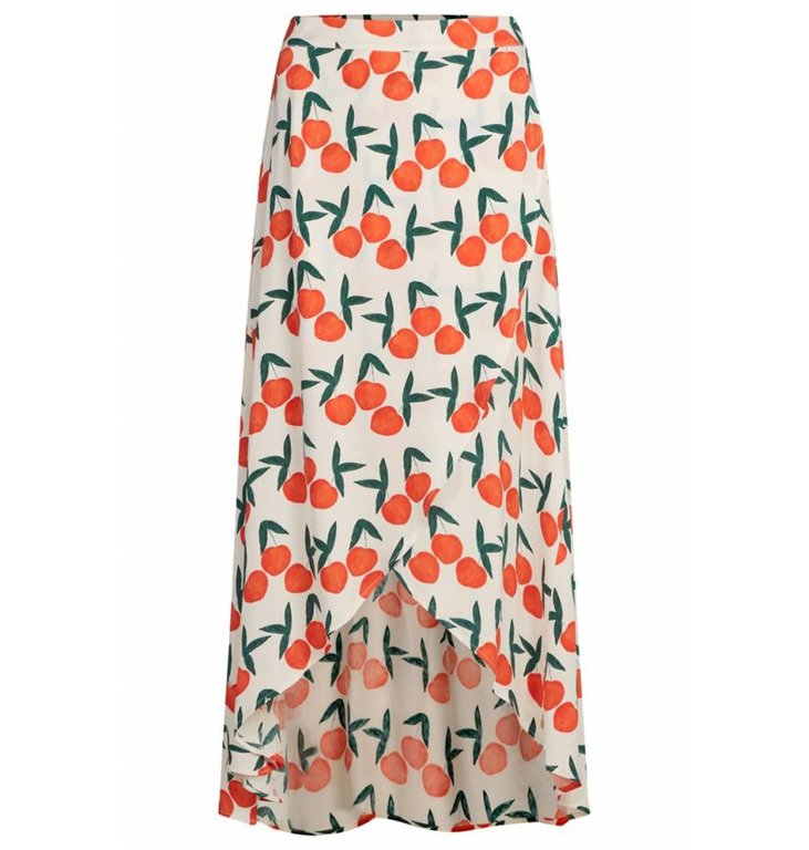Fabienne Chapot Fabienne Chapot White/Red Skirt Cora Goddess