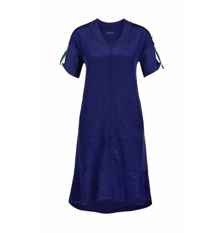Marc Cain Marc Cain Blue Dress LS2137
