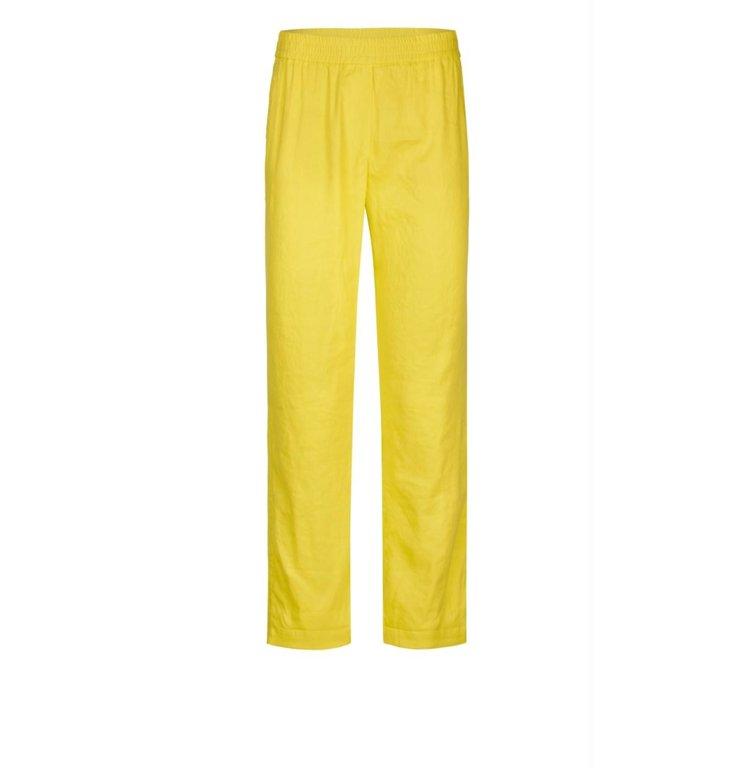Marc Cain Marc Cain Yellow Pantalon LC8159