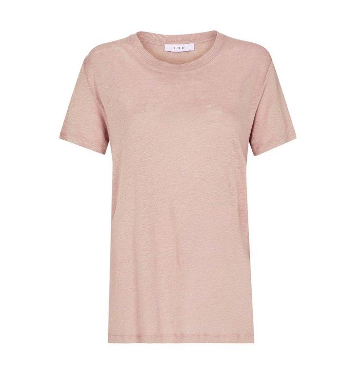 IRO IRO Soft Pink T-Shirt Luciana