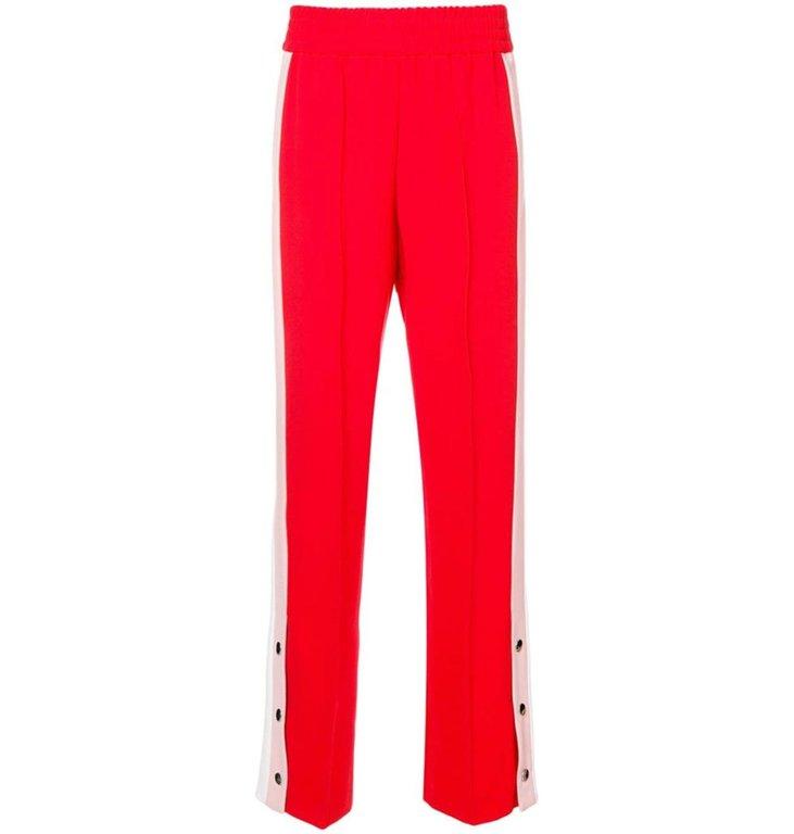Pinko Pinko Red Pants Degno