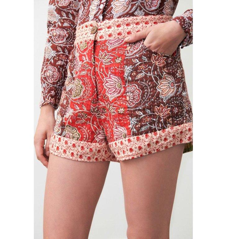 Antik Batik Antik Batik Multicolour Short Jody