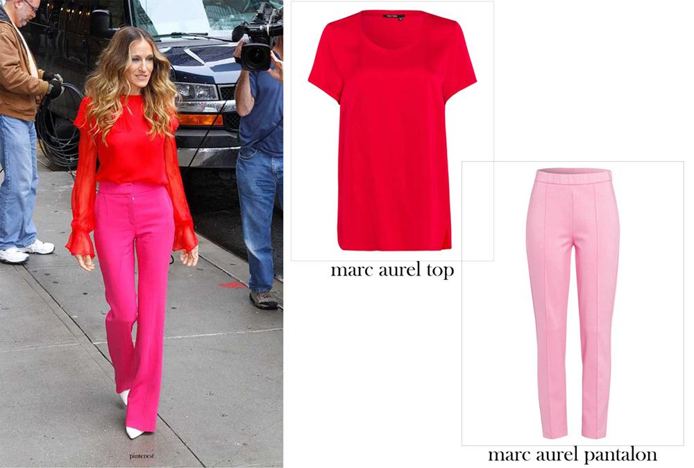 Trend Edit: roze + rood!