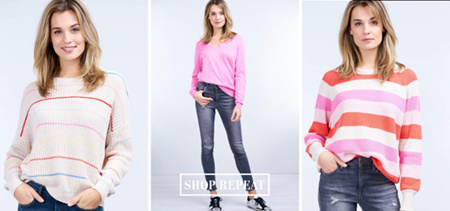 New collection: Hvisk, Repeat Cashmere & Ba&sh!