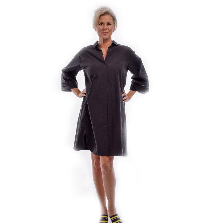 Marc Cain Marc Cain Black Dress LC2162