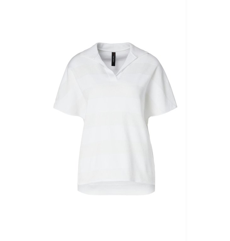 Marc Cain Marc Cain White Top LS4126