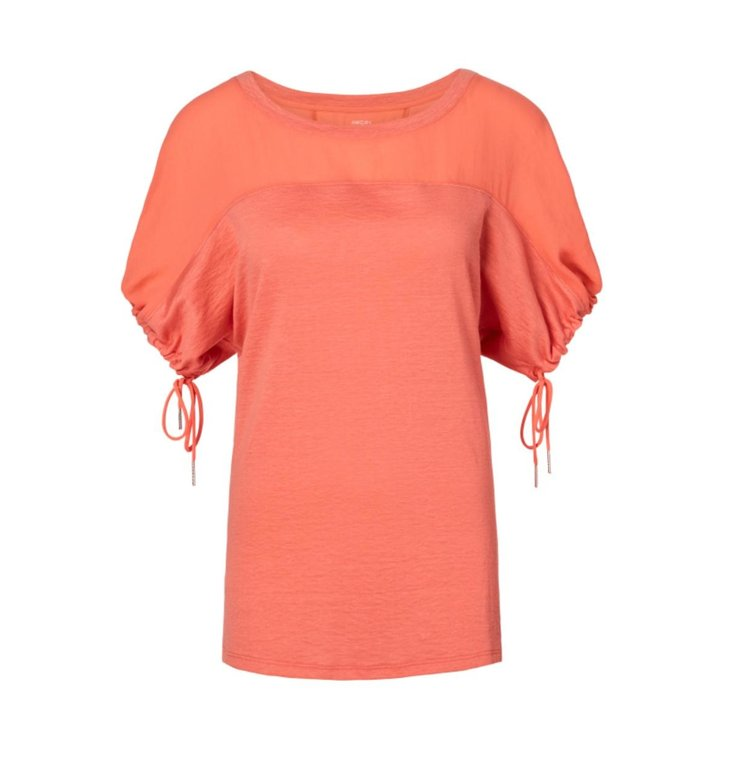 Marc Cain Marc Cain Orange Shirt LC4860