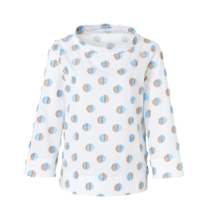 Louis & Mia Louis & Mia White Blouse 81186