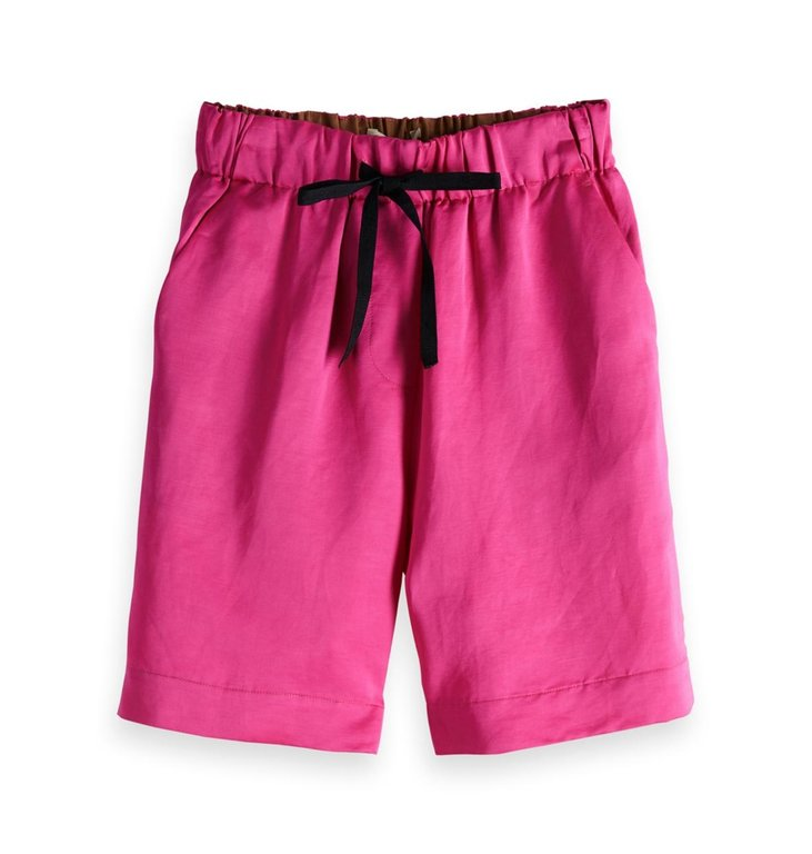 Maison Scotch Maison Scotch Pink Longer Short 149971