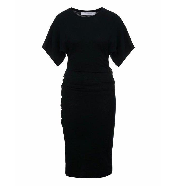 IRO IRO Black Dress Elfin