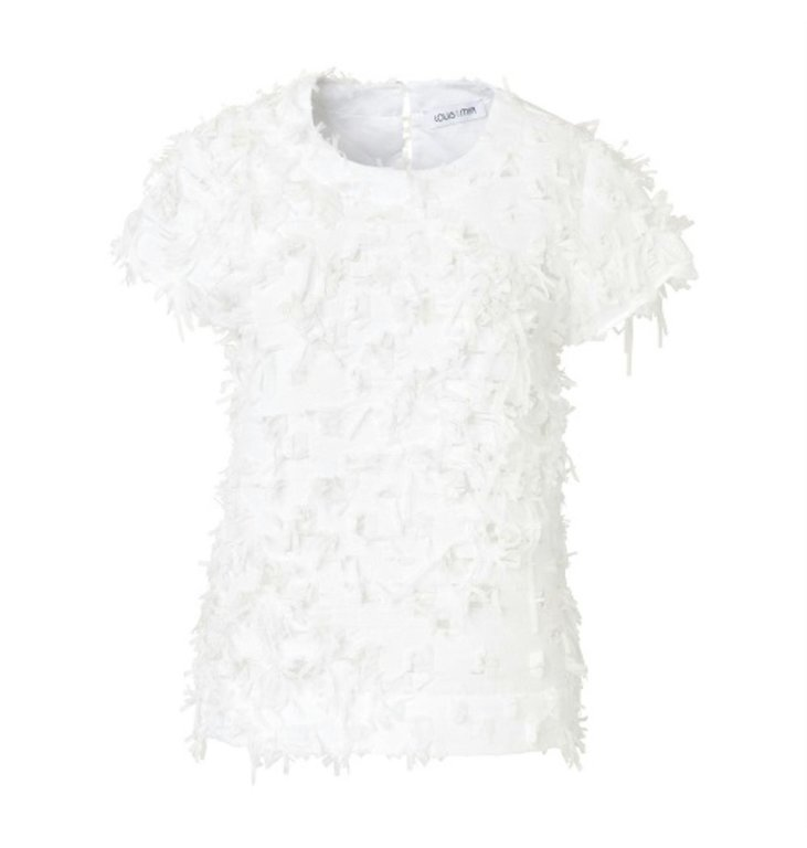 Louis & Mia Louis & Mia White Blouse 81083