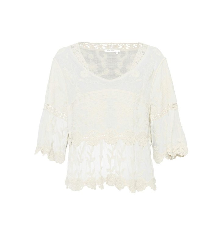Marc Aurel Marc Aurel Soft White Blouse 6250
