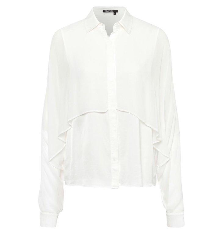 Marc Aurel Marc Aurel White Blouse 6264