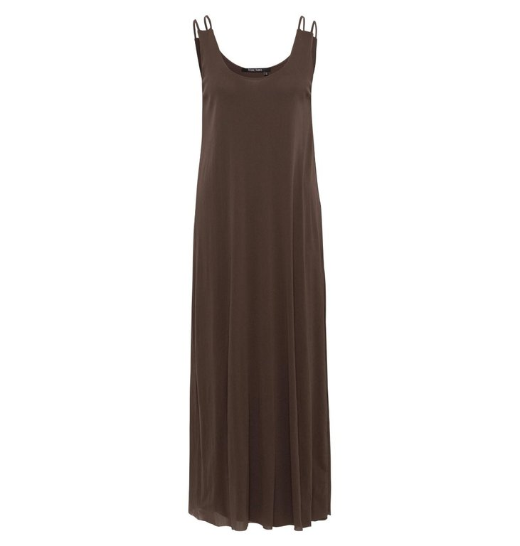 Marc Aurel Marc Aurel Brown Dress 6542