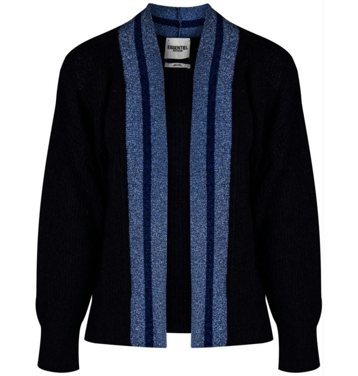 Essentiel Antwerp Essentiel Antwerp Navy Cardigan Slovenia